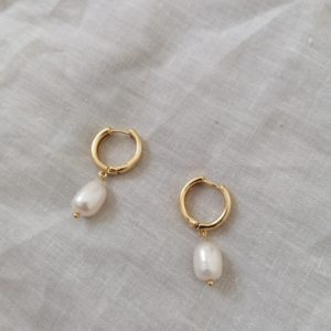 buy pearl earrings online